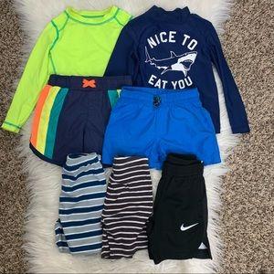 Bundle of 7- Size 3T boys clothing